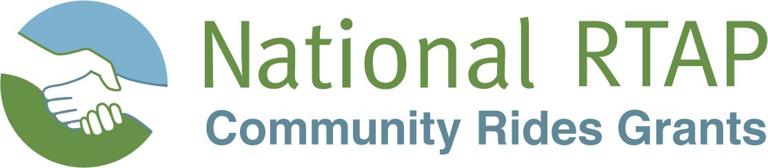 National RTAP Community Rides Grants logo