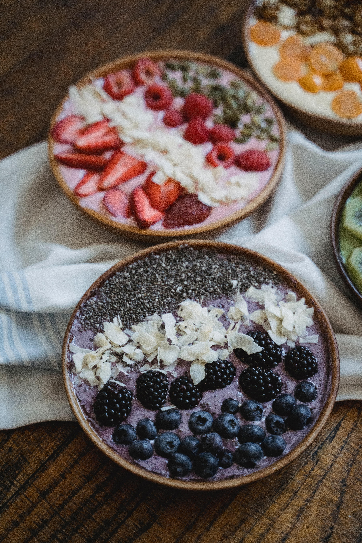 Healthy summer foods