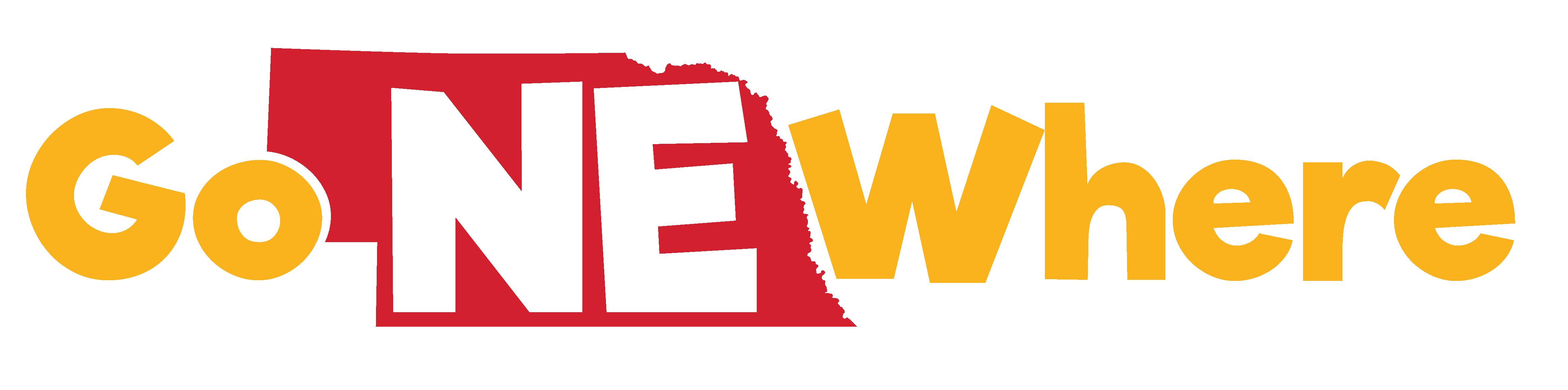 Go NE Where logo