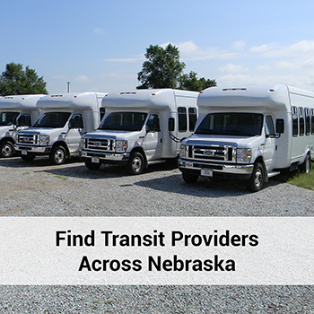 Find Transit Providers Across the State