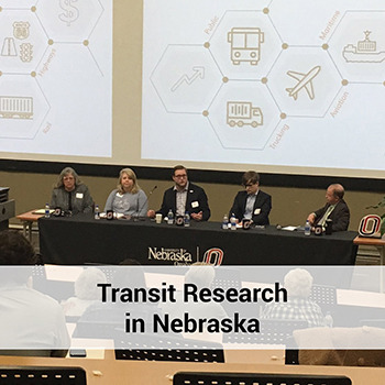 Learn More About Transit Research in Nebraska