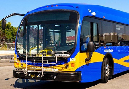 intercity bus photo
