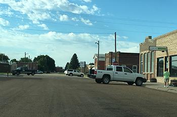Nebraska town photo