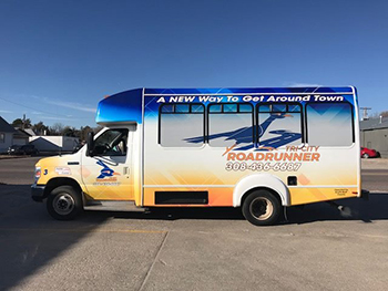 Tri-City Roadrunner vehicle photo