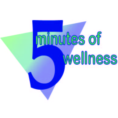 Five Minutes of Wellness Logo